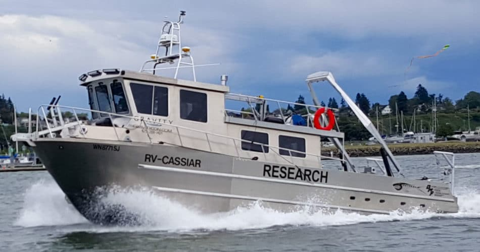 Research Boat