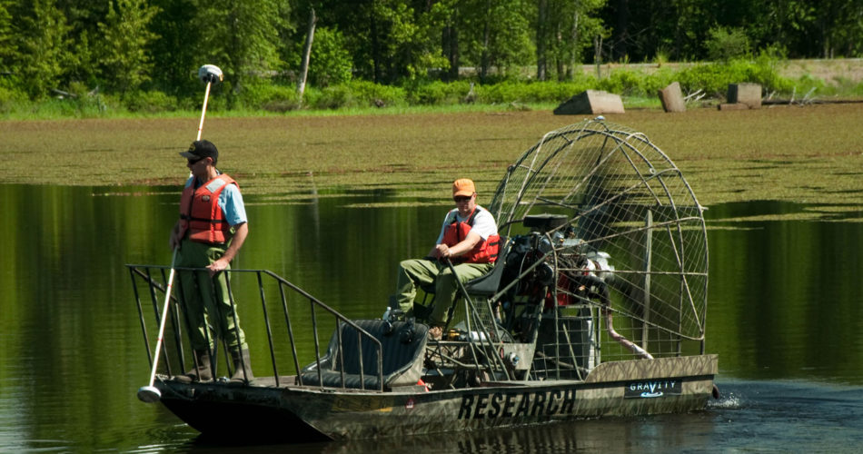 Gravity Air Boat
