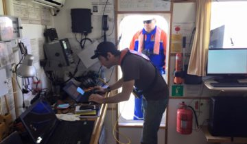 hydrographic geophysical equipment