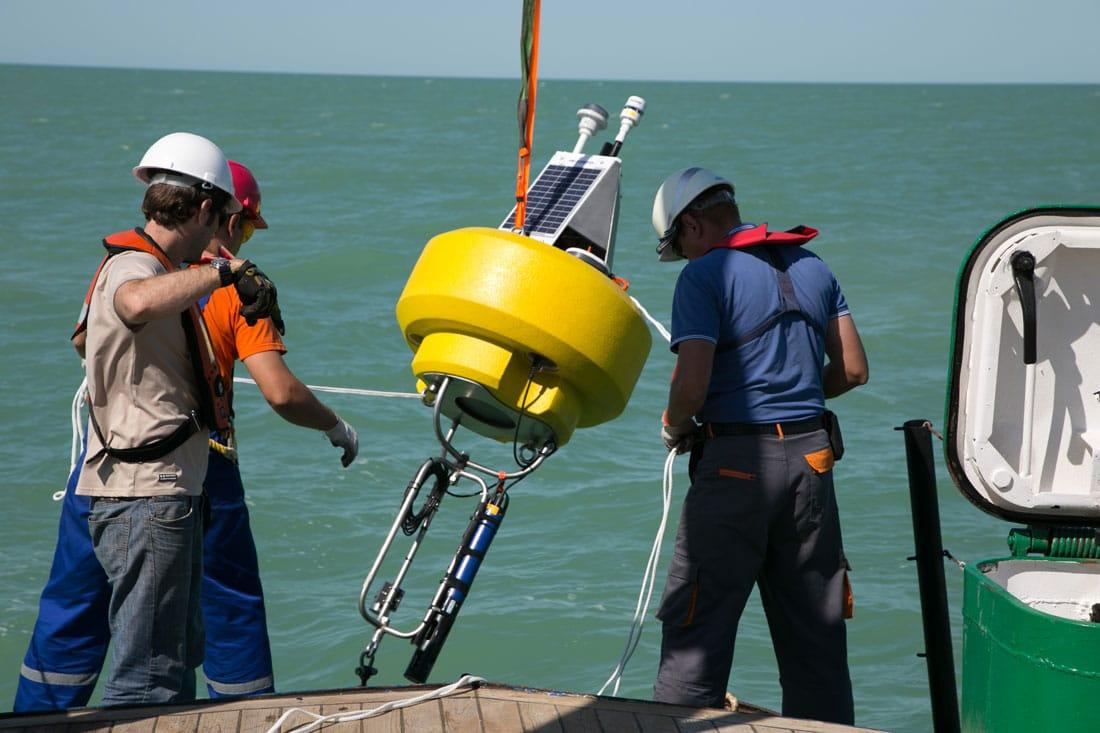 Gravity Marine | Equipment Types | Water Sampling