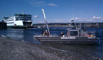 Marine Vessel Support